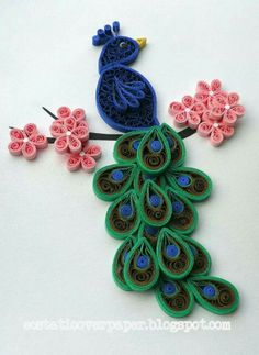 By Quilling Art