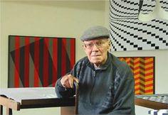 Luis Sacilotto Victor Vasarely, Concrete Art, Art Database, Op Art, Artworks, Painting, Brazil, Artists, Art Pieces