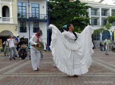 Kumbia w Kolumbii