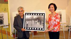 Nick Út tặng 'Em bé Napalm' cho Bảo tàng Phụ nữ Việt Nam