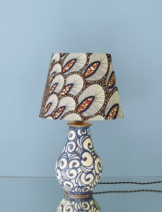 Kähler Denmark, 1920's Ceramic Table Lamp - theapartment.dk
