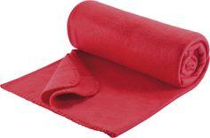Relatiegeschenken Fleece deken Roll bedrukken