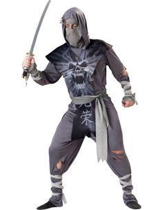 Fancy Dress - Zombie Ninja Costume