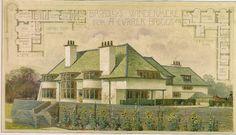 architect design™: Broadleys by Voysey