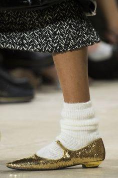 Miu Miu at Paris Fashion Week Fall 2018 - Details Runway Photos