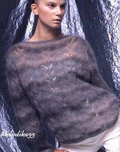Джемпер (англ. jumper) — трикотажная плечевая одежда без застёжек или с застёжкой вверху, покрывающая туловище и частично бёдра, надеваемая через голову. Джемпер может иметь и воротник, но не любой.