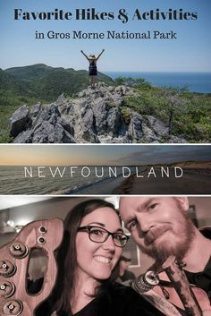 The gorgeous hiking trails and unique activities in Gros Morne National Park will make you fall in love with Newfoundland, Atlantic Canada's biggest island. Check out our top 5 hikes and top 5 activities, plus camping suggestions. #rving #rvcamping #newfoundland #atlanticcanada #canada #grosmorne #nationalpark #hike #culture #thingstodo #newfie #travel #destination #tips