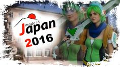 CMV // Cosplay Anime Manga Convention // Made in Japan 2016 1.6 in Wiener Neustadt, Austria. By Random Chaos.