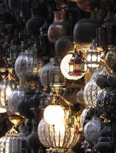 The holidays in Marrakech