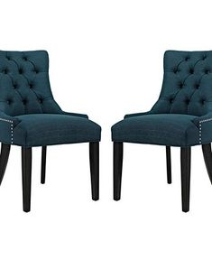 64954f2ef9002 Modway Regent Dining Side Chair Fabric Set of 2 - Furniture - Macy s  Traditional Dining Rooms
