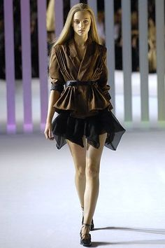 Sophia Kokosalaki Spring/Summer 2007 Ready-To-Wear Collection   British Vogue