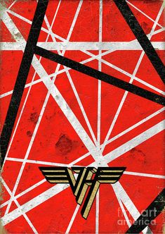 Guitar Patterns, Heavy Metal Art, Best Guitarist, Eddie Van Halen, 80s Rock, Beautiful Nature Wallpaper, Rock Posters, Star Art, Art Studies