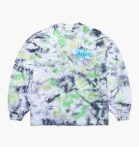 Aries Temple LS Tee Tie Dye | Grön | Långärmade t-shirts | FRAR60201 | Caliroots Scarf Sale, Family Tees, Hoodies For Sale, Jeans For Sale, Temples, Female Bodies, T Shirts, Streetwear, Long Sleeve Tees