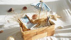 Hochzeitsgeschenk Reisegutschein Basteln : Sommer, Sonne, Geldgeschenk