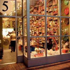 Best Shopping in Boston's Harvard Square