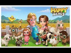 Happy Acres, 07 e 08 #happyacres #games