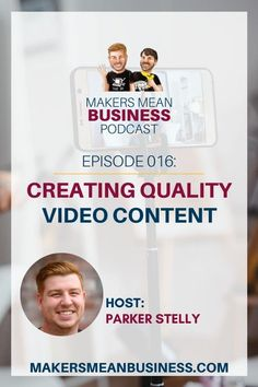 In this episode, Parker breaks down just the beginning of their strategy around creating good content - especially video content! How To Make Wreaths, Content, Learning, Studying, Teaching
