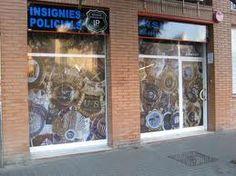 Insignias Policiales en Barcelona, Cataluña