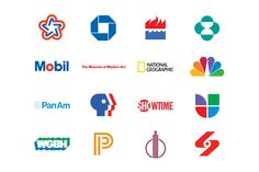 The branding work of Ivan Chermayeff: You may never have heard his name, but Ivan Chermayeff… Icon Design, Web Design, Logo Design, 2017 Design, Design Agency, Ivan Chermayeff, History Page, Design History, Corporate Identity Design