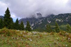 Cloudy Mountain 2 by artifyworld.deviantart.com on @deviantART