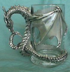 Dragon beer mug -SERPENT - Select to View Larger Image