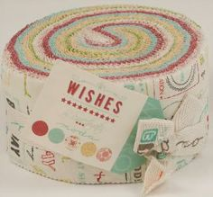 Moda Wishes Jelly Roll by Sweetwater #5530JR - http://lisasstitchingpost.com/product_info.php?products_id=1288