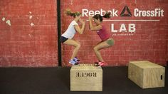 Don't Let the Box Jump Scare You! How to Work Your Way Up With Other Options: Step into a CrossFit gym anywhere, and you're bound see people doing box jumps.