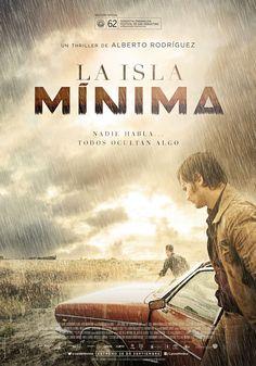"""Isla Mínima"" (2014) - a Spanish thriller film directed by Alberto Rodríguez."