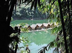 Rafthouse Cheo Lan Lake