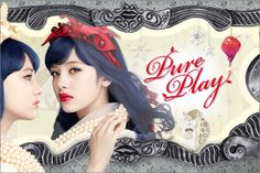 "MAJOLICA MAJORCA 2013 Winter ""Pure Play"" Main Visual"