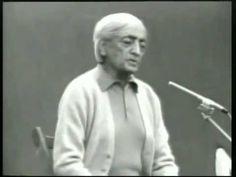 """Jiddu Krishnamurti (1) Warum ist die Welt in Chaos ? Diese Video-Botschaften von Jiddu Krishnamurti sind für jeden Menschen, die sich """"WIRKLICH"""" mit """"SICH UND IHRER UM-WELT"""" aus-einander-setzten eine Überlegung wert, denn es sind IHRE EIGENEN GEFÜHLTEN ER-LEBTEN UR-ÄNGSTE UND LEIDEN AUS DER VERGANGENEN ZEITEN,DIE SIE STÄNDIG IN DIE ZUKUNFT PROJECIEREN! DER SUCHENDE, LEIDENDE GREIFT NACH JEDEM STROHHALM AUF DER SUCHE NACH GLÜCK - GESUNDHEIT UND HARMONY !"""