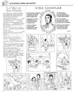 Actividades sobre San Matin