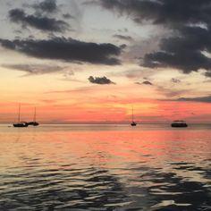 Sunset perfection last night in #Boqueron.  #sinfiltro #puertorico
