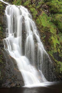 Ardara waterfall, Donegal, Ireland