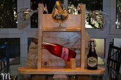 Mideco added a new photo. Wine Rack, Liquor Cabinet, Shelves, Diy, Storage, Furniture, Home Decor, Blog, Rustic Furniture