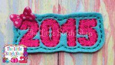 The Little Stitch Shop 2015 Feltie