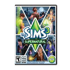 Sims 3: Supernatural (PC Games)