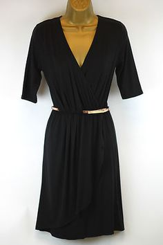 *NEW* NEW M&S Ltd COLLEC... Short Sleeve Dresses, Dresses With Sleeves, Christmas Wishes, Wrap Dress, Fashion, Moda, Sleeve Dresses, Fashion Styles, Gowns With Sleeves