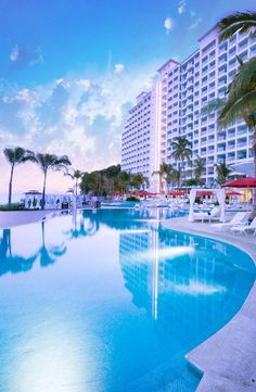 Treat yourself to a grown-up getaway at the adults-only Grand Fiesta Americana in Puerto Vallarta