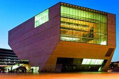 Casa da Música - Porto CC BY-NC-ND - Fundação Casa da Música