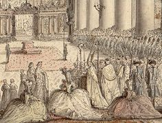 Tea at Trianon: The Churching of Marie-Antoinette