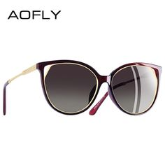 Aofly Brand Design Cat Eye Sunglasses Women's Polarized Fashion Sun Glasses For Women Rhinestone Temple Goggles Cheap Sunglasses, Polarized Sunglasses, Sunglasses Accessories, Cat Eye Sunglasses, Women's Accessories, Sunglasses Women, Uv400 Sunglasses, Solar Glasses, Carrie