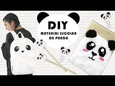 how to make your own panda notebook