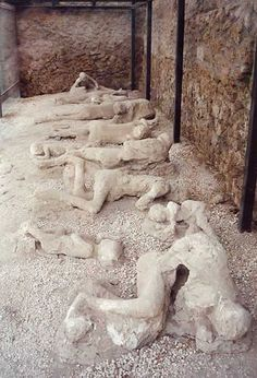 Pompeii, Italy. This history is awesome. The volcano erupted and the lava covered the whole village. Now the whole village is ALWAYS going to be remembered. I have wanted to go here for years.