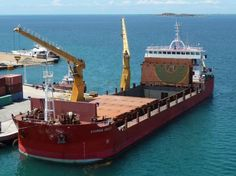 AMSA Bans Cargo Ship from Australian Ports