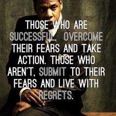 entrepreneur fear quote