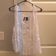 Too small Beautiful lace best!! New with tags!! new directions Other