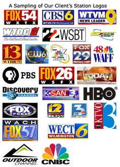 Television Network Logos | TV Promos, Television Features, and News Topicals