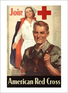 American Red Cross. I would love to help with the ARC, during a crisis.