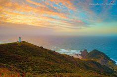 Wide Landscape of Cape Reinga by Philip Avellana - iori
